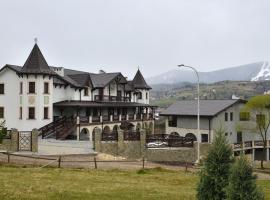 Готельний комплекс Двір Княжої Корони