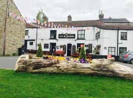 The Fox & Hounds Inn, West Burton