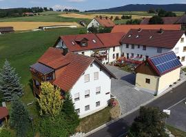 Gästehaus Weber, Neualbenreuth (Mähring yakınında)