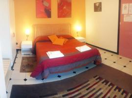 B&B Villa Giglio, Catanzaro (Zagarise yakınında)