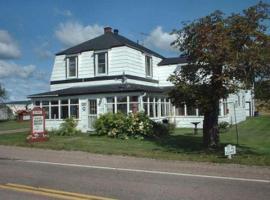 Silver House Bed & Breakfast, Economy (Parrsboro yakınında)