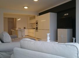 lounge appartement zeedijk Oostende