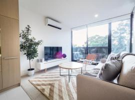 LittleStay Collection - George, Melbourne (Near Parkville)