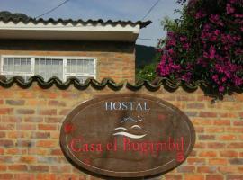 Hostal Bugambil, Sopó (El Chuscal yakınında)
