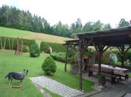 Ubytovani Eden, Dlouhá Ves (Stará Dlouhá Ves yakınında)