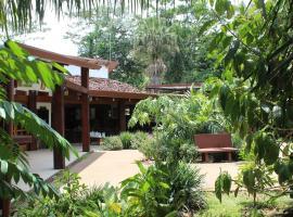 La Quinta Sarapiqui Lodge, Sarapiquí (Llano Grande yakınında)
