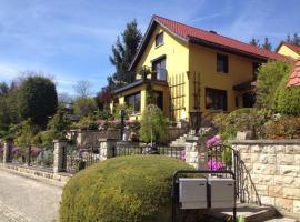 Partzsch Apartment, Wethau