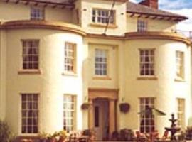 Edderton Hall Country House, Welshpool (рядом с городом Forden)