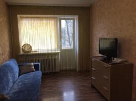 Comfortable apartment on Mizkevicha 108, Novogrudok (Okhonovo yakınında)