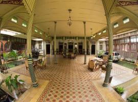 nDalem Natan Royal Heritage, Джокьякарта (рядом с городом Gondowulung)