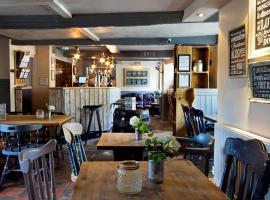 Green Dragon, Brigstock (рядом с городом Sudborough)