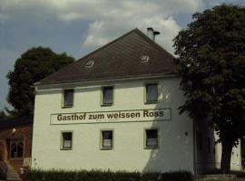 Gasthof zum weissen Ross, Groschlattengrün (Fuchsmühl yakınında)