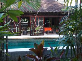 Taman Rahasia Tropical Sanctuary and Spa