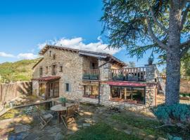 Tavertet Mountain Villa