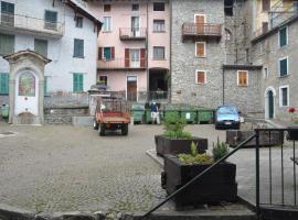Monolocale Pietro, Esino Lario (Taceno yakınında)