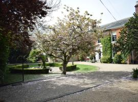 Glendower Guest Apartments, East Dereham (рядом с городом Yaxham)