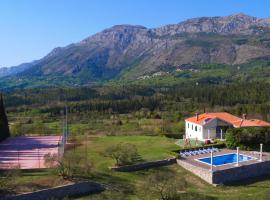 Villa Milicic, Dubravka (рядом с городом Груда)