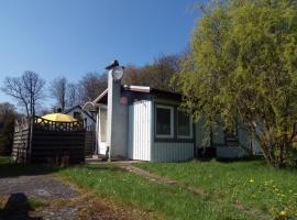 Bungalow NR. 9, Brandshagen (Sundhagen-Niederhof yakınında)
