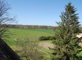 Kozí Farma U Nýdrlů, Stará Červená Voda (Černá Voda yakınında)