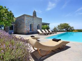 Villa Drys, Ioulida