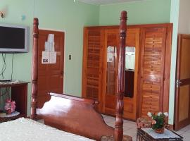 Palm Tree Guest House, Green Island