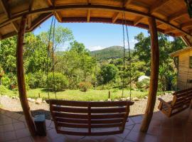 Cedrela Eco-Lodge, Copey (Trinidad yakınında)