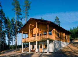 Kauppisen Lomamökit, Halmeniemi (рядом с городом Tommola)
