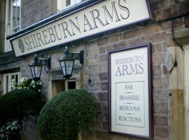 The Shireburn Arms, Clitheroe