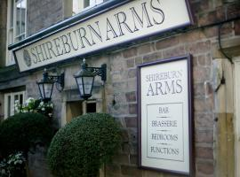 The Shireburn Arms, Clitheroe