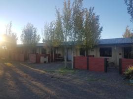 A Barn Lodge