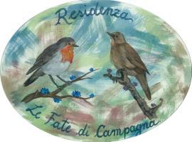 Le Fate di Campagna, Assisi