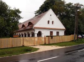 Pangea Kulcsosház, Pénzesgyőr (рядом с городом Hárskút)