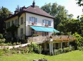 le petit Roche, Arc-et-Senans (рядом с городом Quingey)
