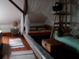 Martin Guesthouse, Malužiná