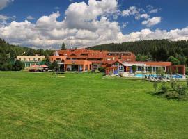 Sporthotel Zátoň, Zátoň (Všeměry yakınında)