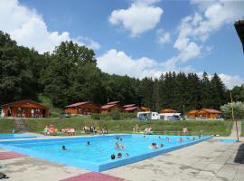 Eurocamping Bojkovice, Bojkovice (Komňa yakınında)