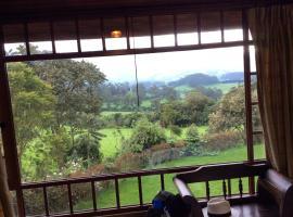Hacienda La Alegria, Hacienda La Alegría