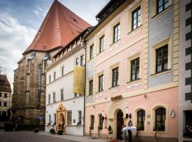 Romantik Hotel Deutsches Haus, Pirna