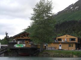 Trail Lake Lodge Inn, Moose Pass