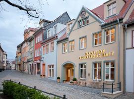Gasthof Zufriedenheit, Naumburg