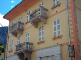 Casa Girardi, Stroppo