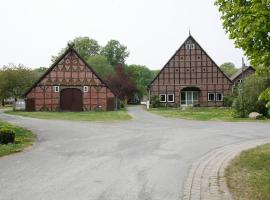 Hof Birkenbruch, Jameln (Dannenberg yakınında)