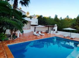 Villa Can Furnet Ibiza, Can Furnet (Santa Euralia des Riu  yakınında)