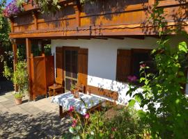 Chiemsee-Ferienwohnungen, Traunstein