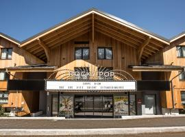 RockyPop Hotel (Portes de Chamonix), Les Houches
