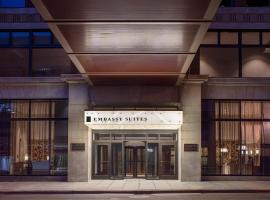 Embassy Suites By Hilton Minneapolis Downtown Hotel