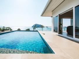Karsts View Villa, Tha Lane Bay