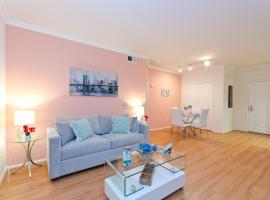 Popular Downtown LA Parlor Resort Style Suite
