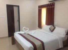 Udipi Hotel Comfortinn, Narasapur (рядом с городом Pālakollu)