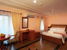 Hotel Comfort Regency, Karunāgapalli
